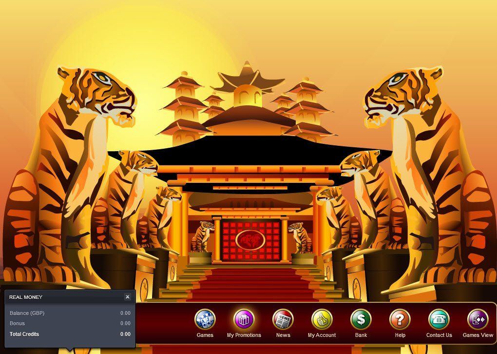 golden tiger casino avis